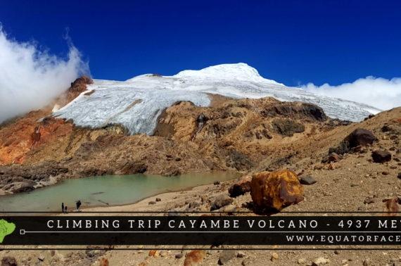 Climbing Cayambe Volcano Ecuador – South America