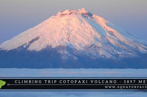 Climbing Cotopaxi Volcano – Andes Ecuador – America del Sur