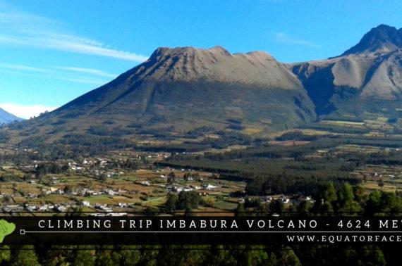 Climbing Trips Imbabura Volcano Ecuador