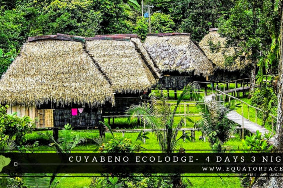 JUNGLE ECOLODGE CUYABENO AMAZONÍA – ECUADOR