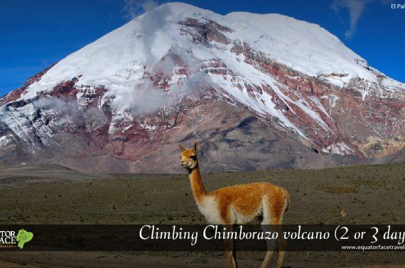 Climbing Tours Chimborazo Mountain – Ecuador América del Sur