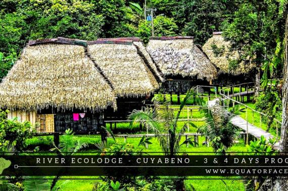 Ecolodge in the Amazon Ecuador