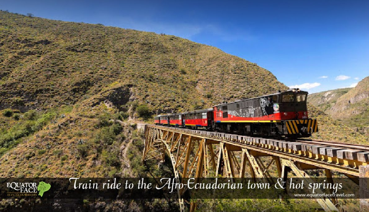 TRAVEL BY TRAIN ECUADOR VISIT TO THE AFRO ECUADORIAN PEOPLE