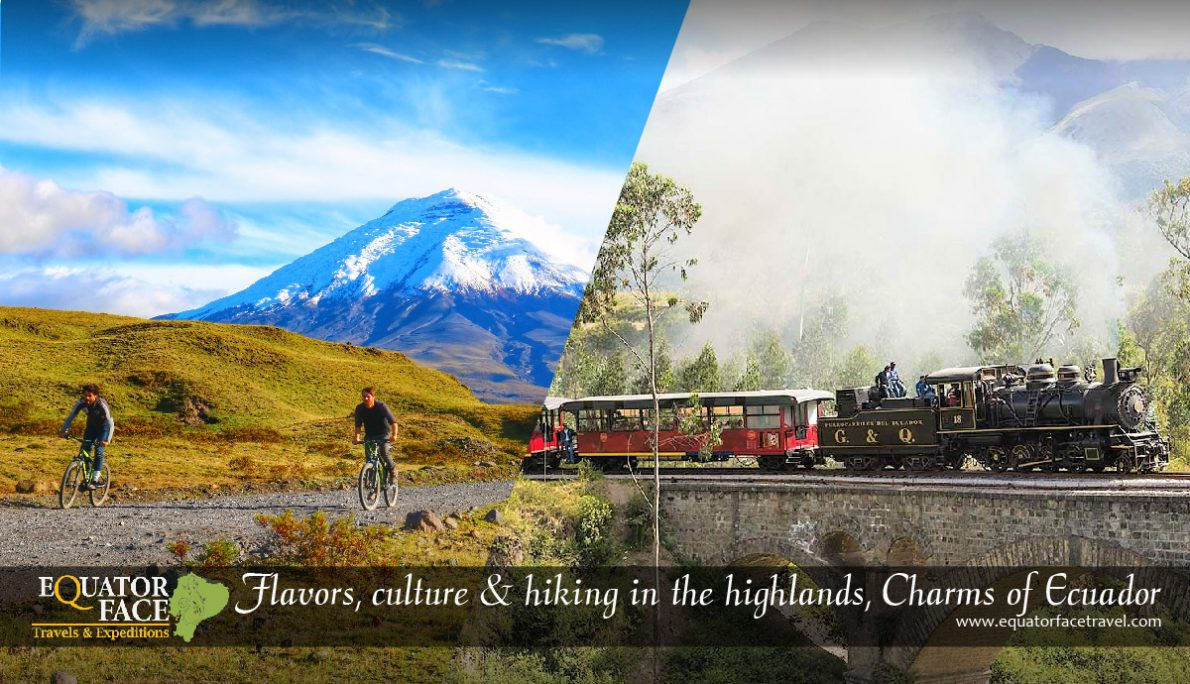 HIGHLANDS ECUADOR-CULTURE AND HIKING – GUIDED TRAVEL