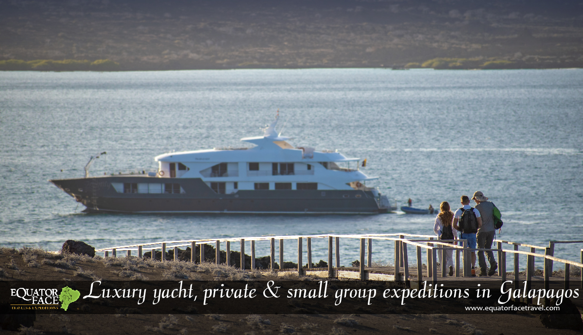 LUXURY YACHT GALAPAGOS – BEST PRICE GUARANTEED