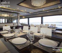 Dining area Majestic