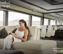 Lounge Majestic Yacht
