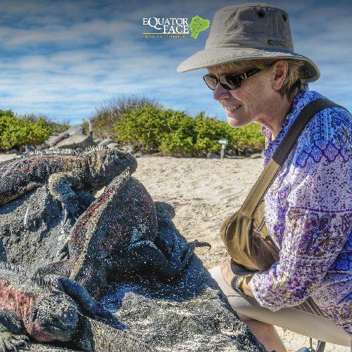 trekking galapagos